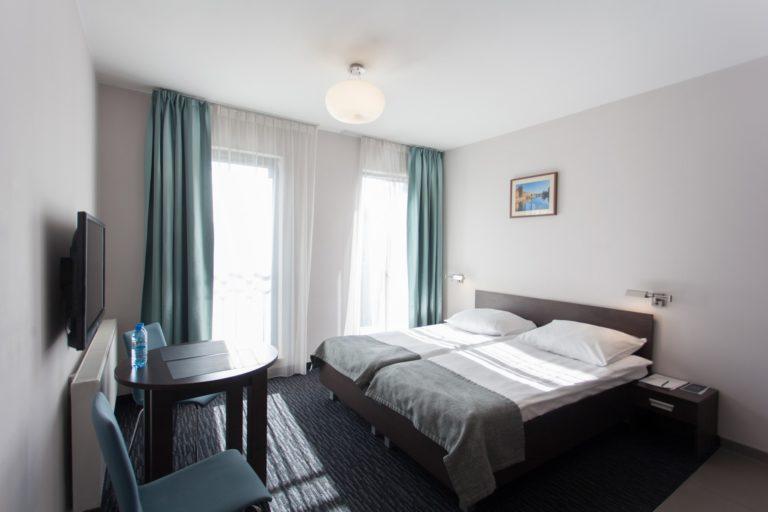 Pokoje i apartamenty Golden Tulip Gdańsk Residence
