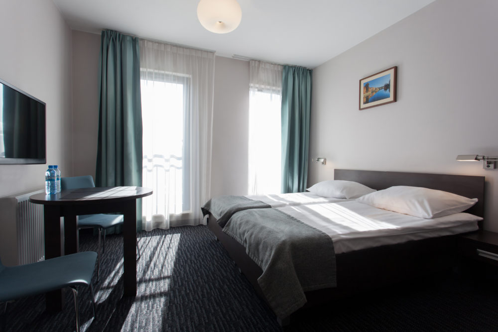 Pokój Standard Golden Tulip Gdańsk Residence